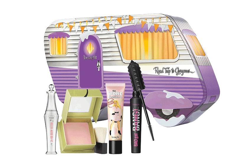 Benefit Cosmetics Road Trip to Gorgeous Set