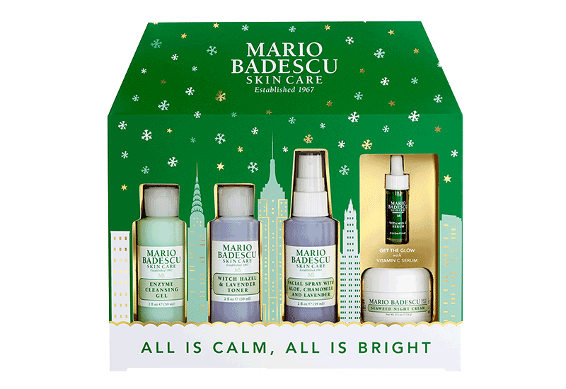 Mario Badescu All is Calm, All is Bright Skincare Set