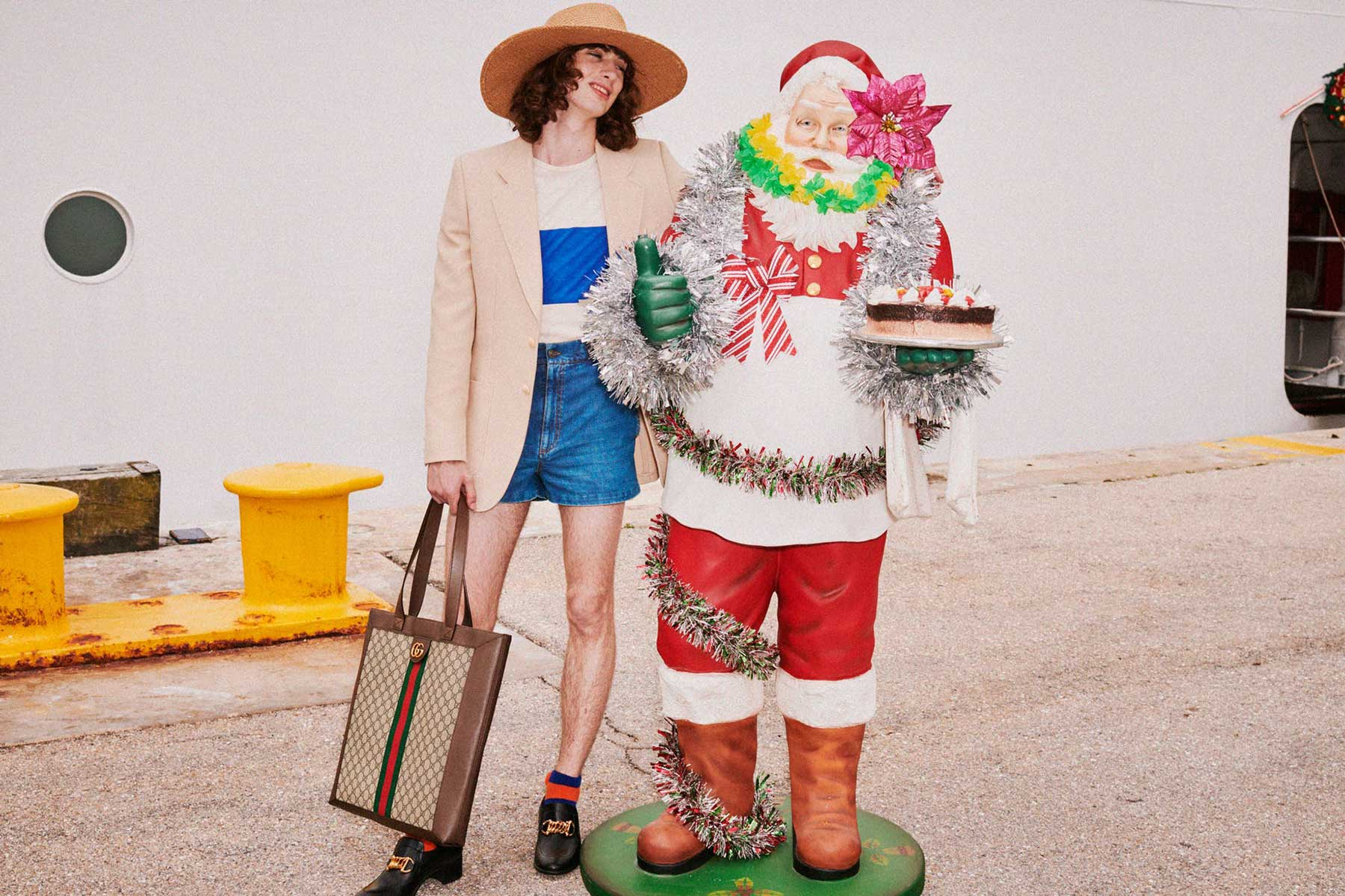 Gucci Gifting Holiday Campaign 2019