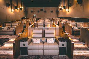 Aurum Theatre Comfort Cabin