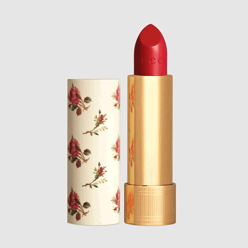 If she hoards lipsticks…