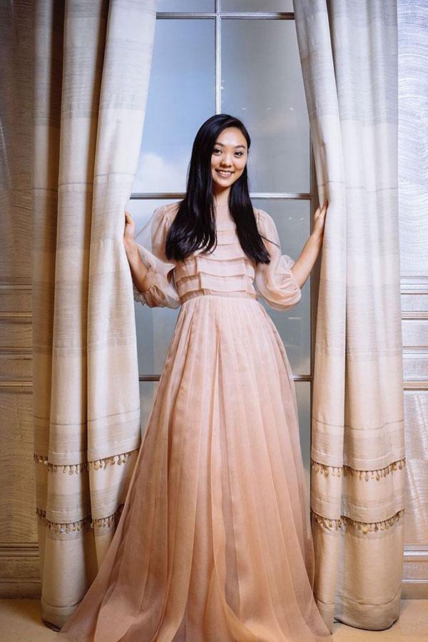 Jane Li Le Bal des Debutantes