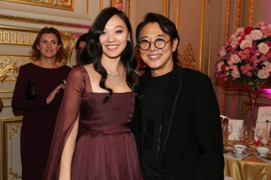 Jane Li and Jet Li
