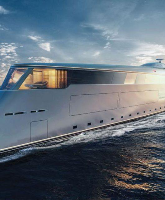 AQUA superyacht