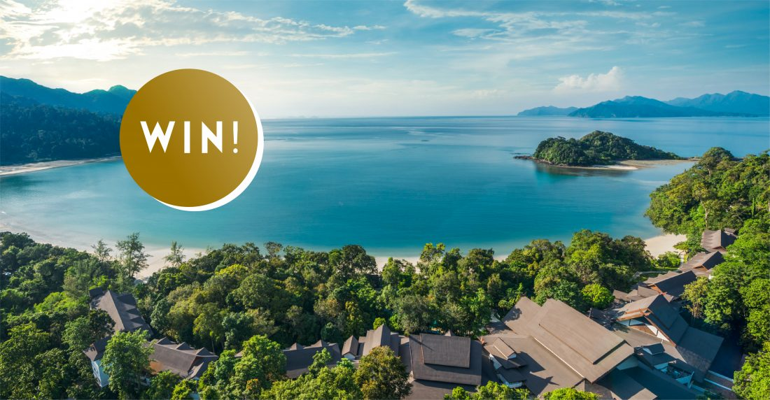 Valentine's Giveaway: Win a 3D2N Rainforest Rendezvous at The Andaman worth RM8,500