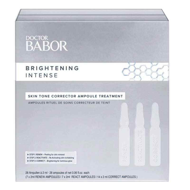 Doctor Babor Brightening Intense Ampoule
