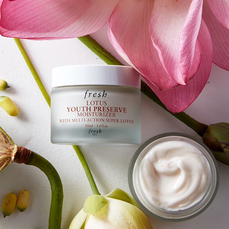 Fresh Lotus Youth Preserve Moisturiser