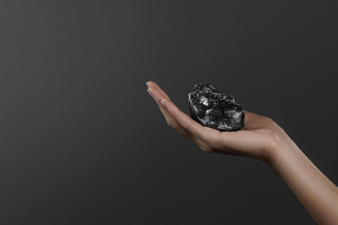 Louis Vuitton unveils world's second largest diamond that's the size of your palm