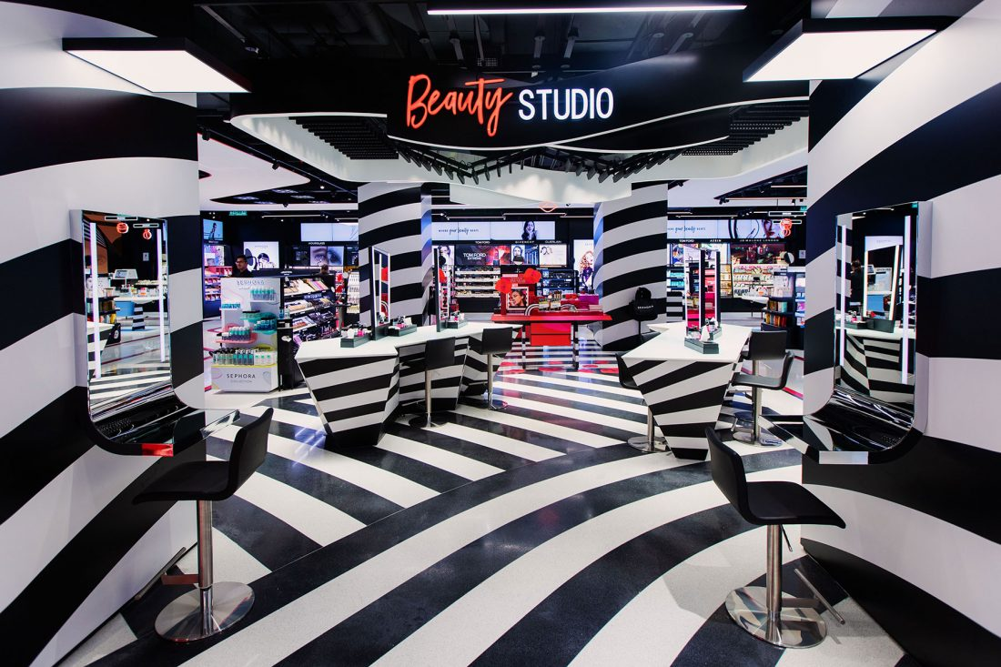 7 reasons to visit the new Sephora Fahrenheit88 flagship store