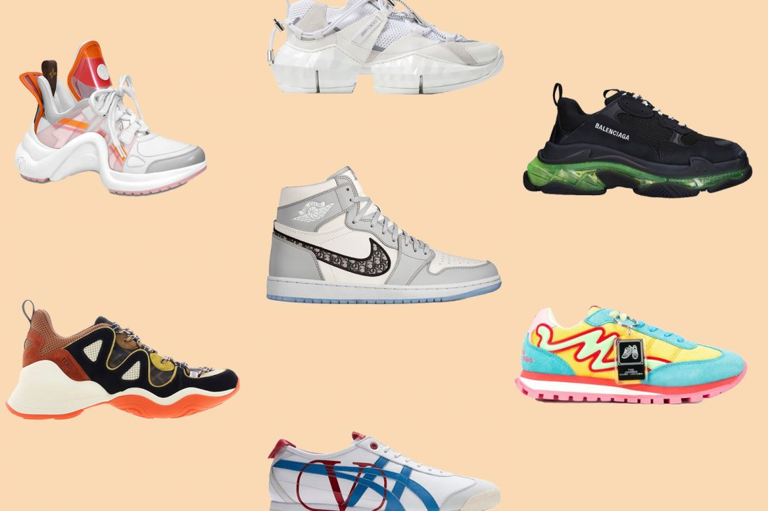 The Shoe List: New sneakers to stride into 2020