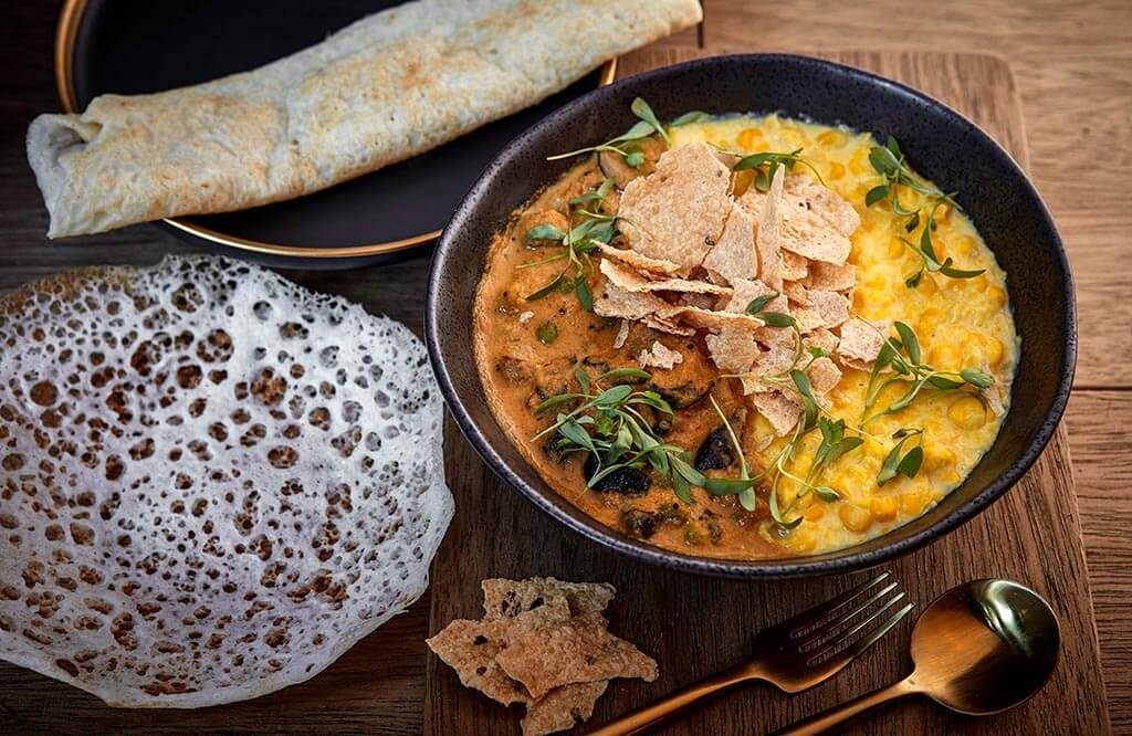 VEDA Mushroom Curry