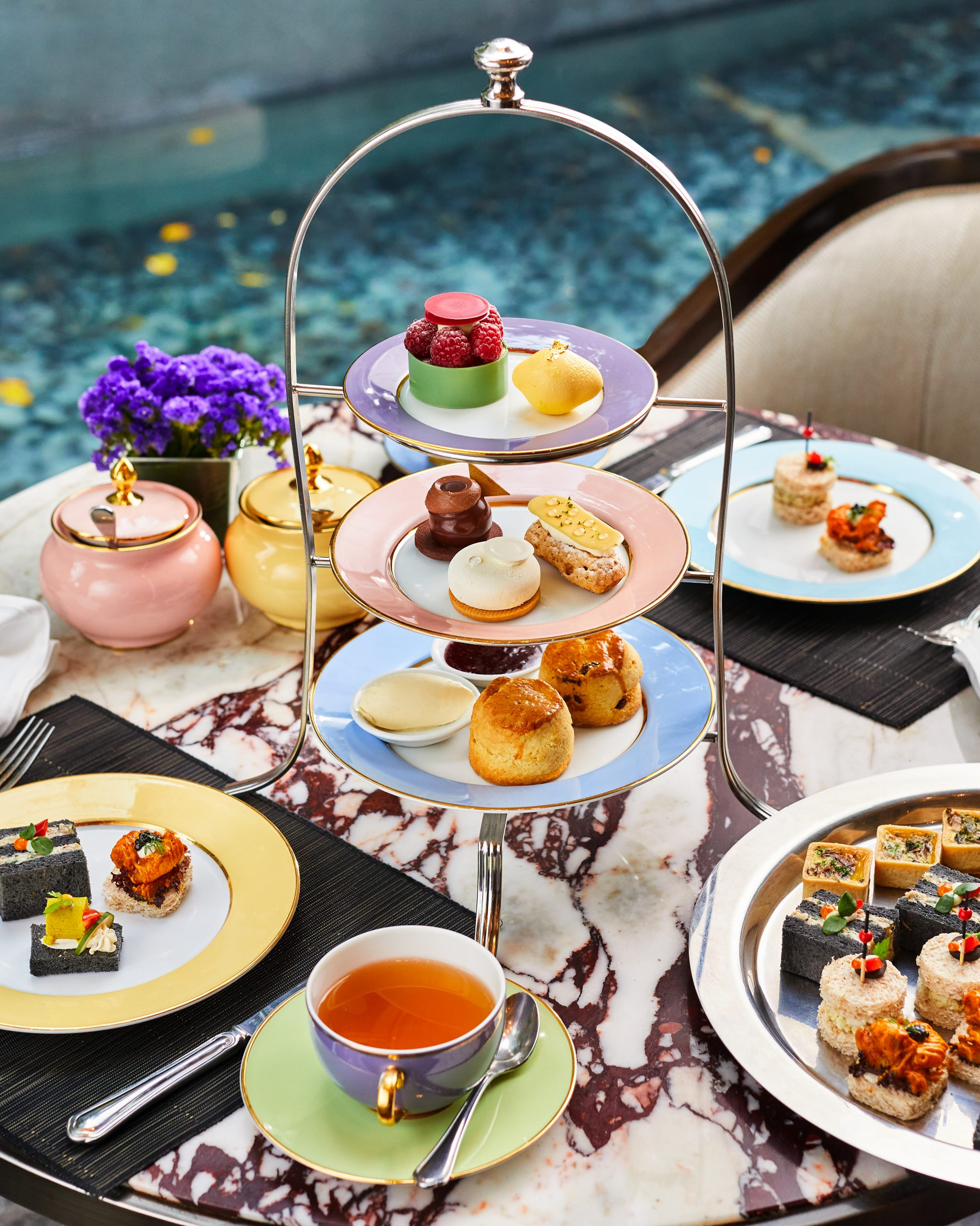 Classic Afternoon Tea (1)