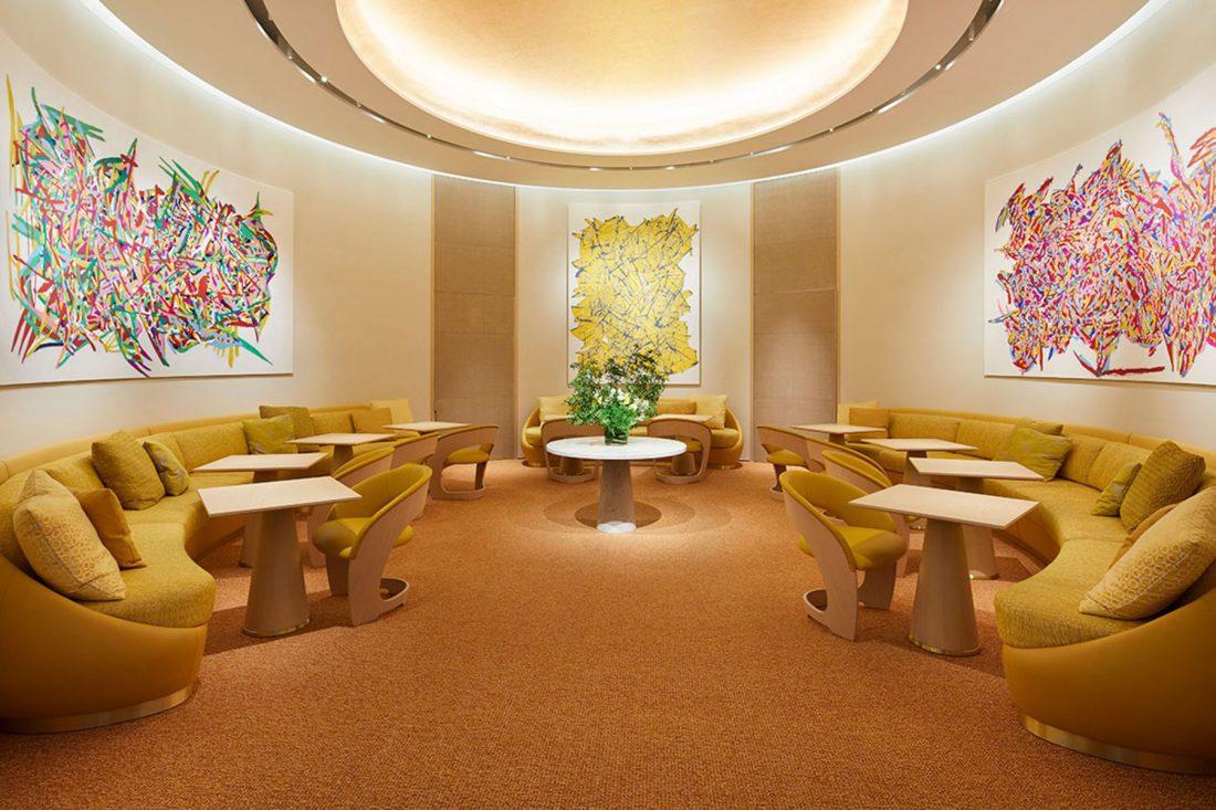 Louis Vuitton cafe, Le Café V