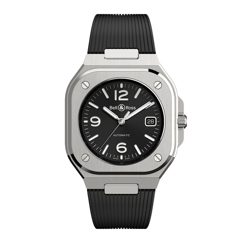 Bell and Ross BR05 Black Steel