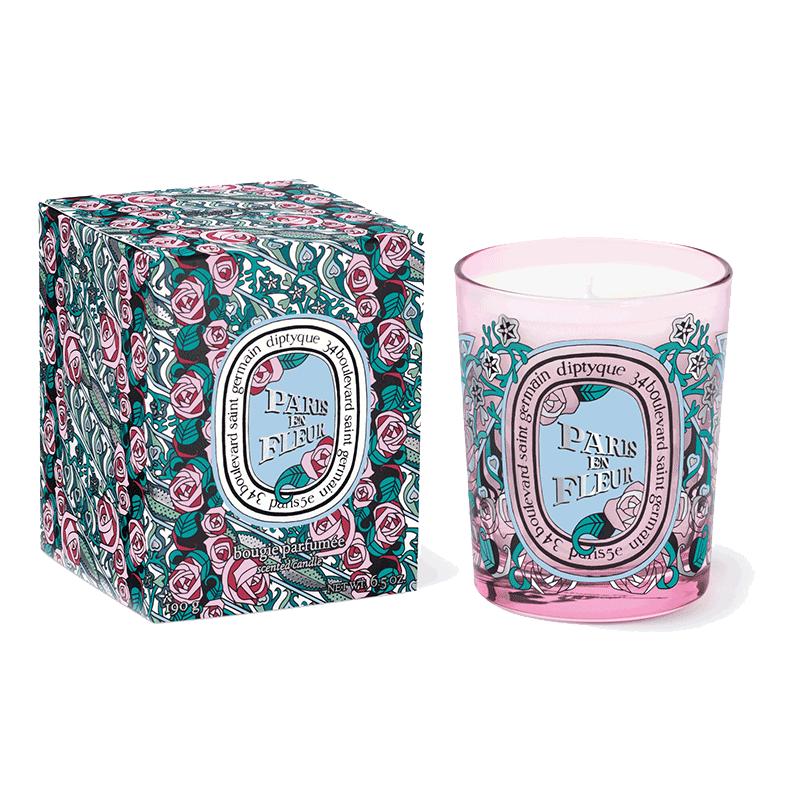 Diptyque Paris de Fleur candle