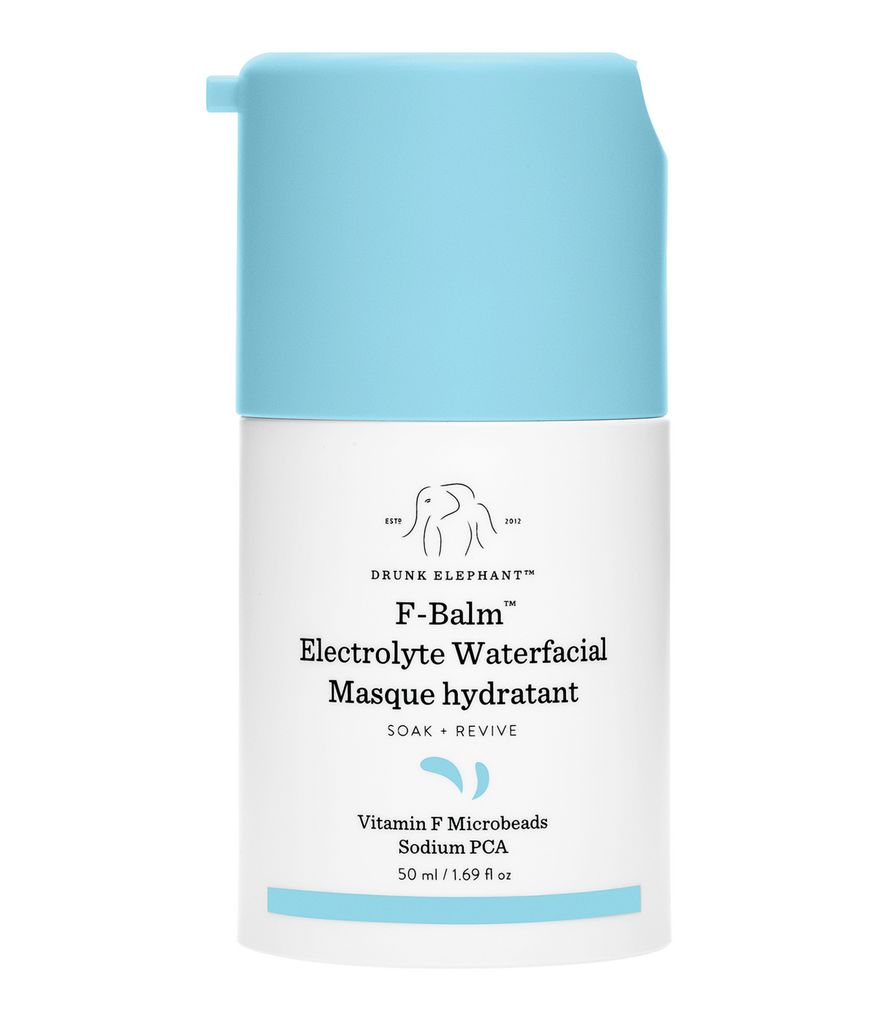 Drunk Elephant F-Balm Electrolyte Waterfacial Masque