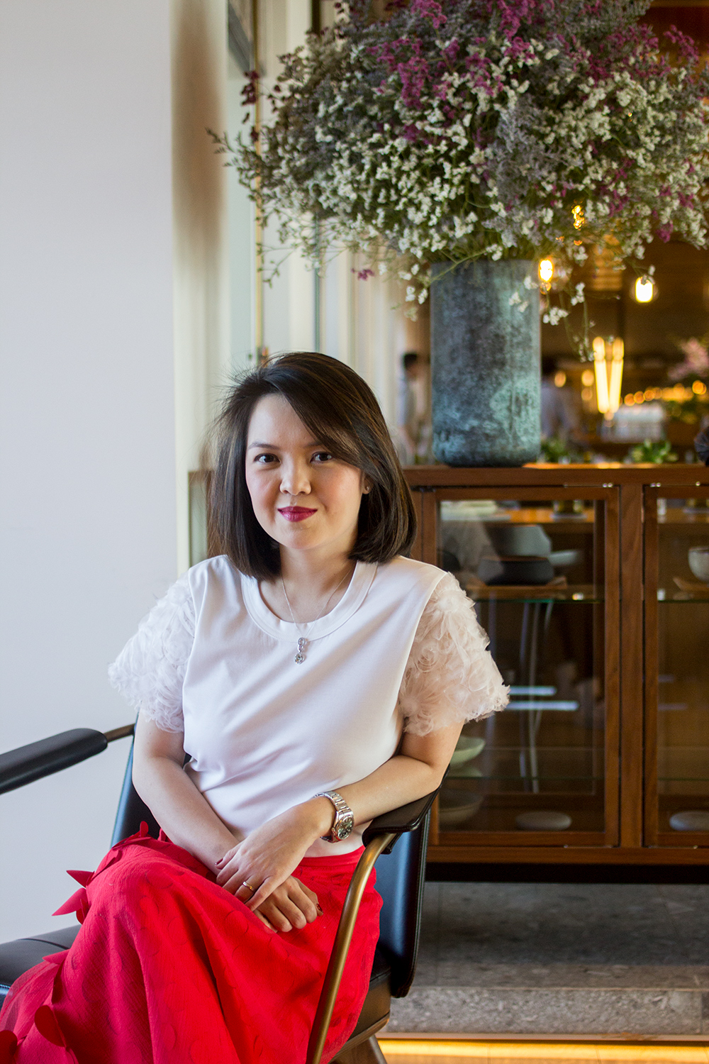 Tay Hui Ying, Director of Marketing of Platform Hospitality