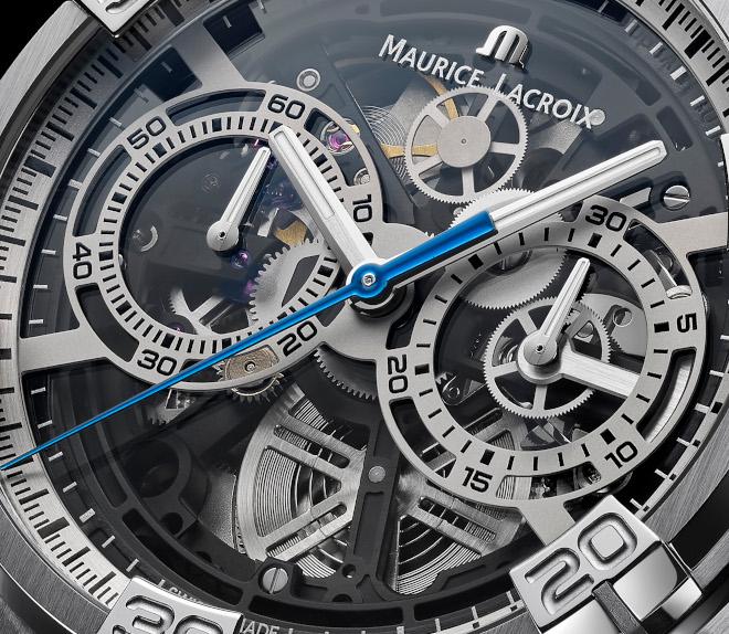 Maurice Lacroix AIKON 2020 Chronograph Skeleton