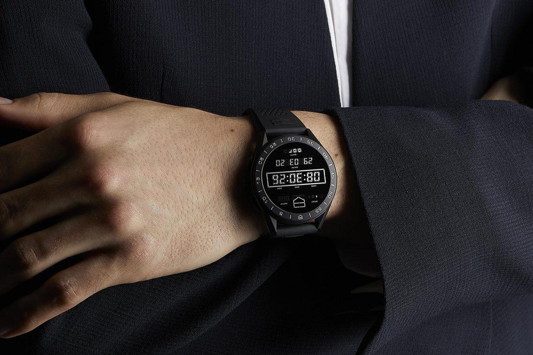 TAG Heuer's third-gen Connected smartwatch embodies sporty elegance