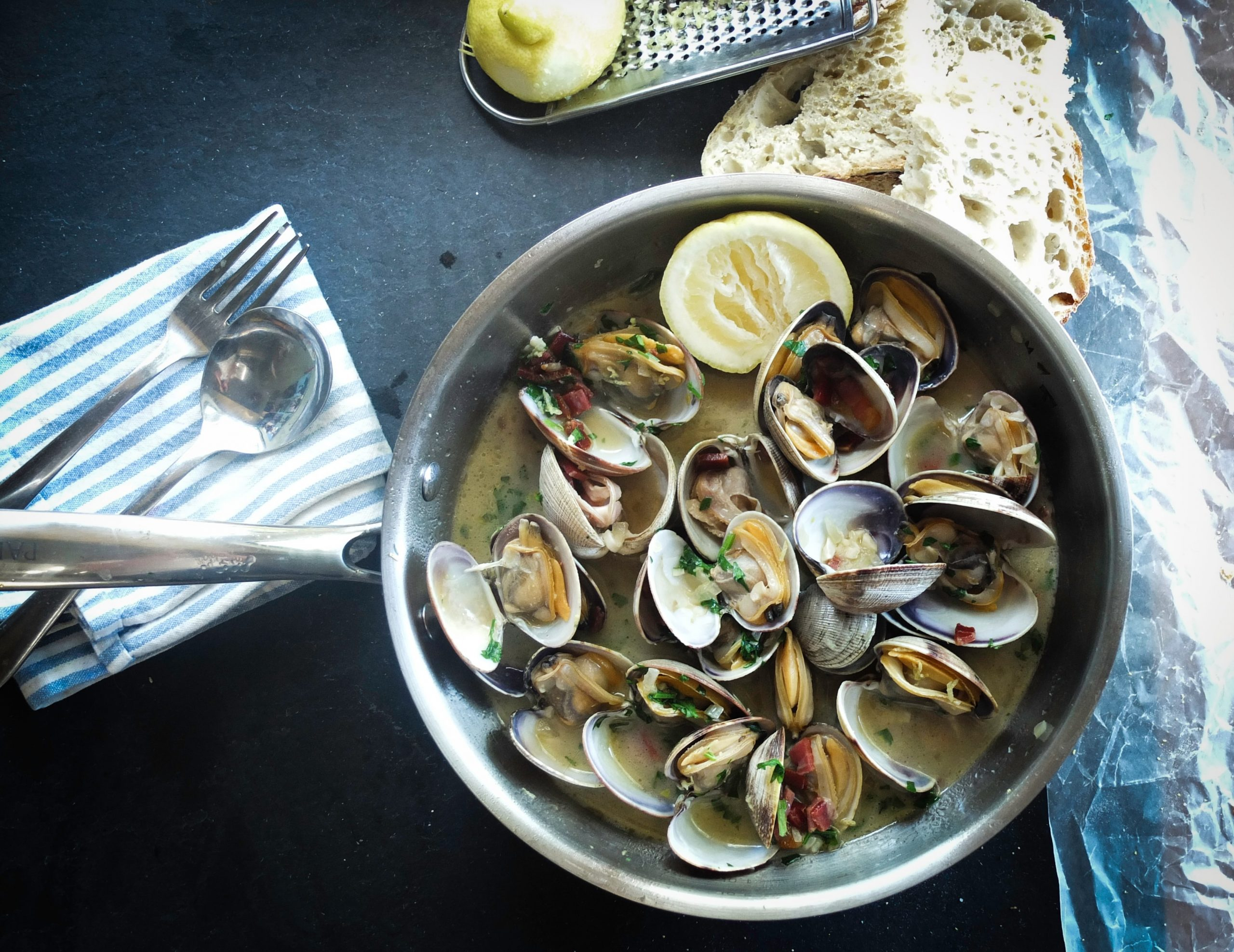 zinc in seafood