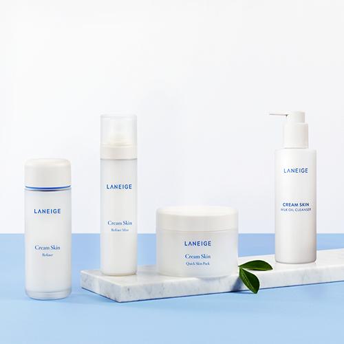 Laneige Cream Skin Range