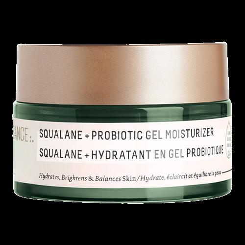 Squalane + Probiotic Gel Moisturiser