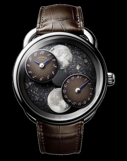 Hermès Arceau L'Heure De La Lune Lunar Dial