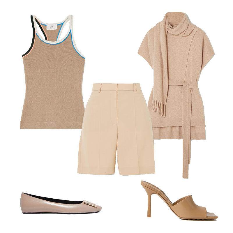 Tip 4: Play with monochromatic looks