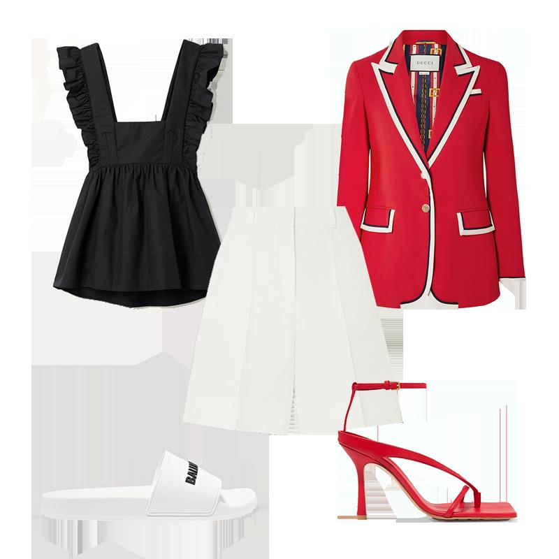Tip 3: Wear heels for business