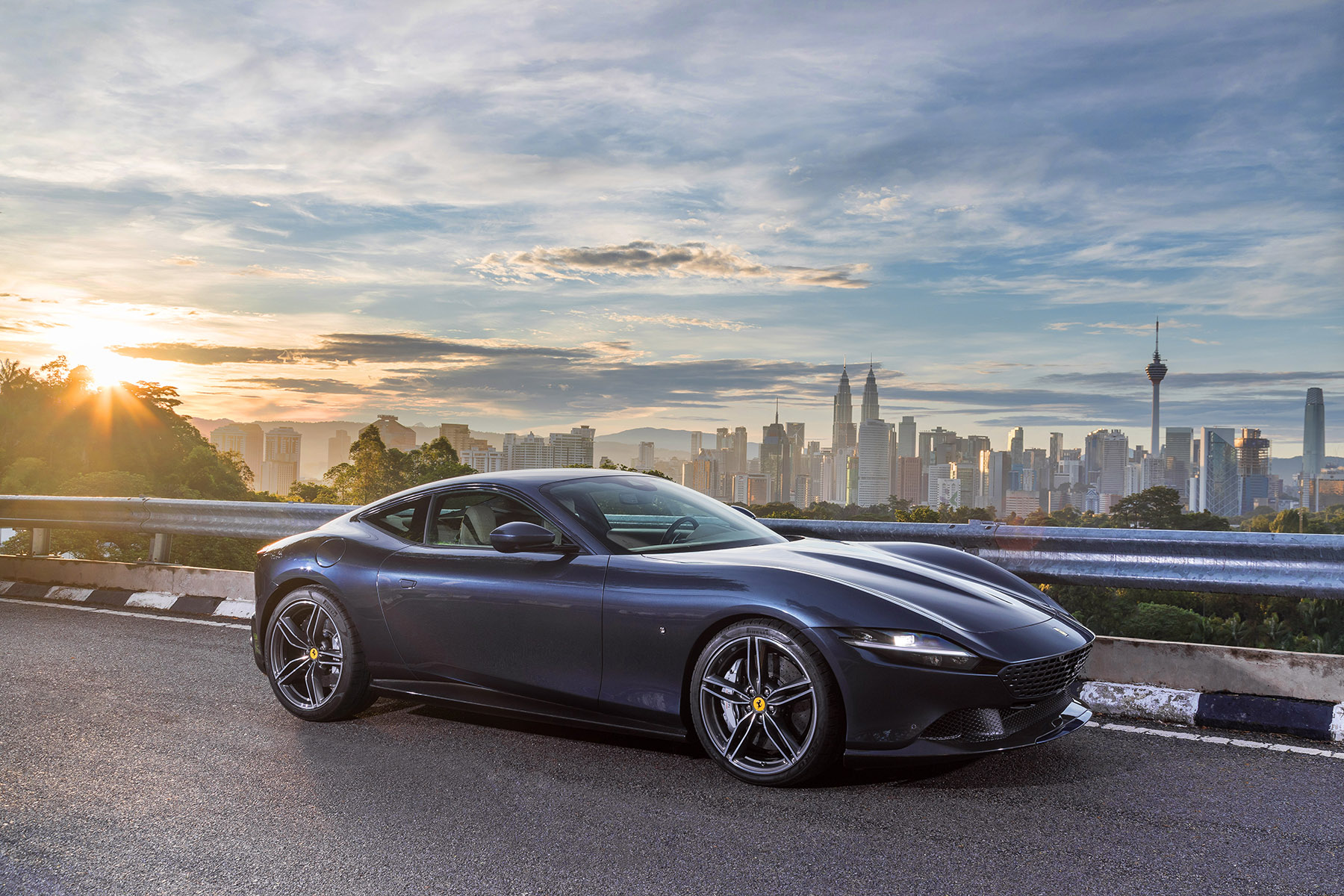 The New Ferrari Roma V8 2 Coupe Has Landed In Malaysia