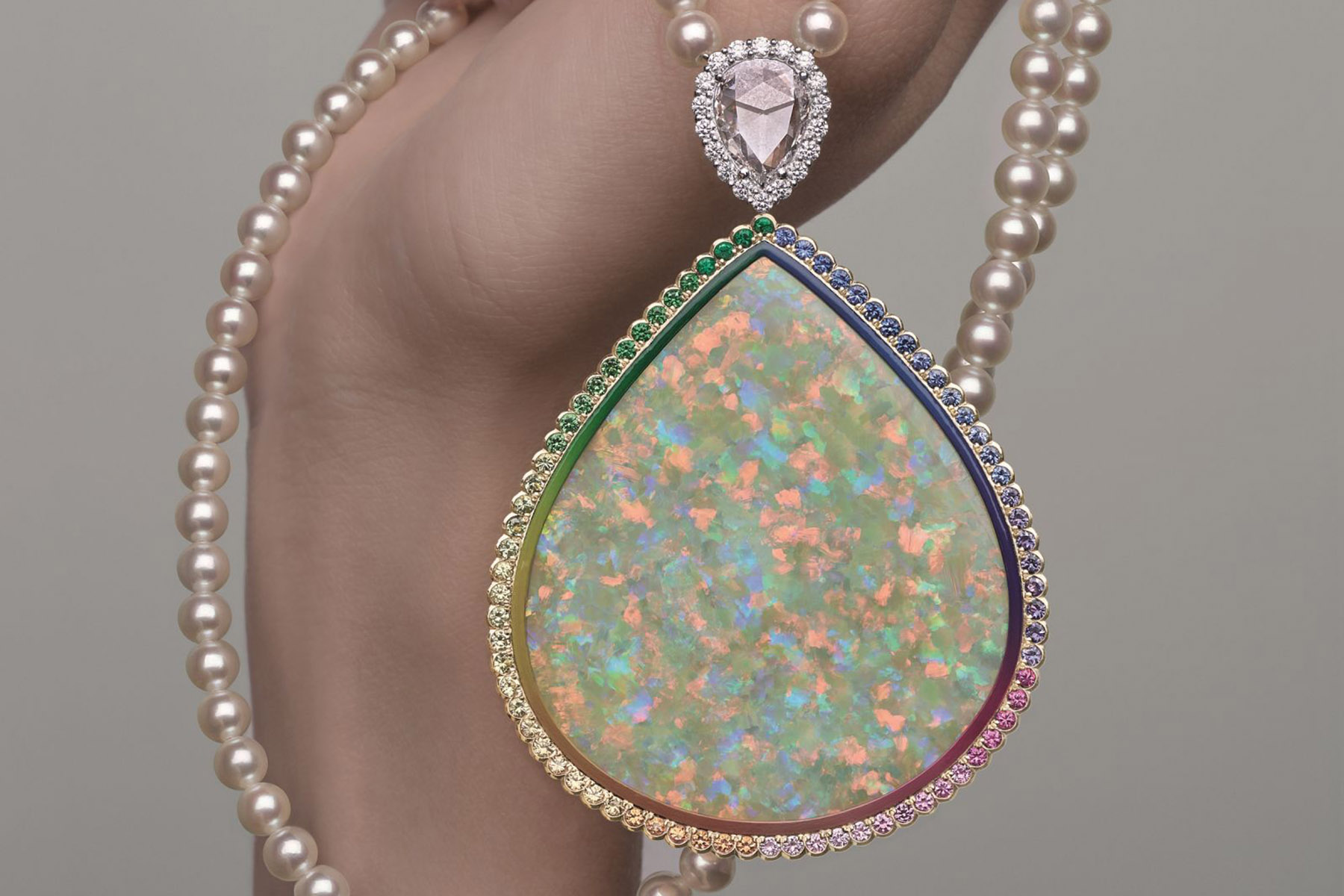 6 New High Jewellery Collections That