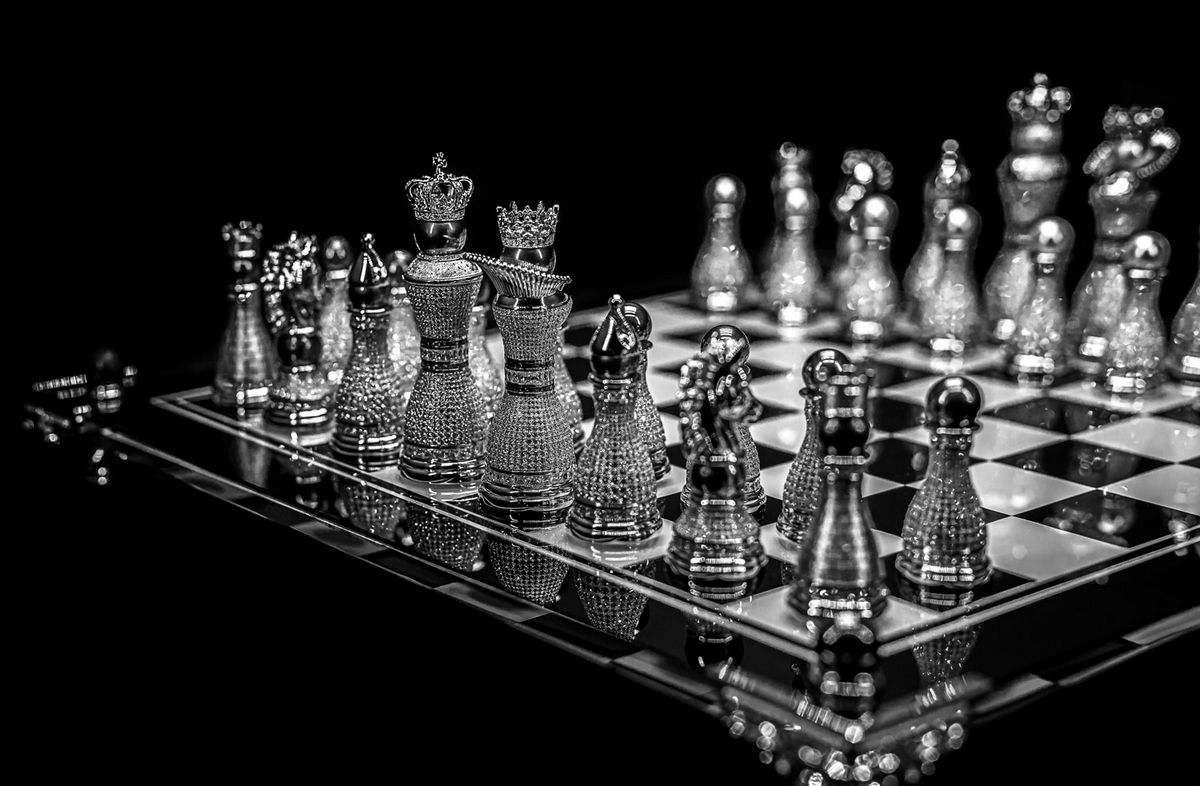 The World S Most Expensive Chess Set Costs Rm17 Million