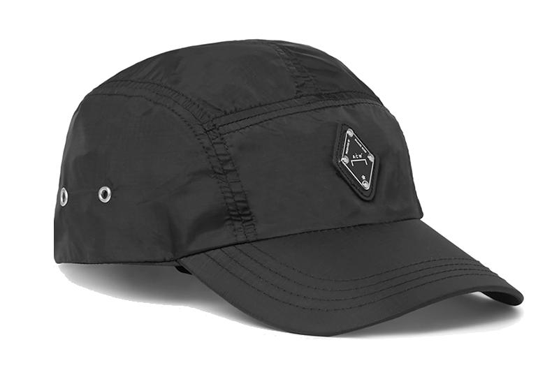 A-COLD-WALL* Logo-Appliquéd Nylon Baseball Cap