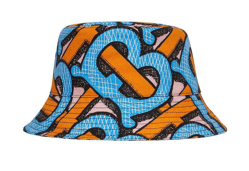 Burberry TB Summer Monogram Bucket Hat