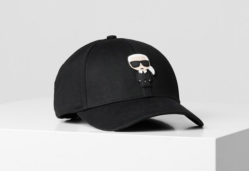 KARL LAGERFELD K/IKONIK cap