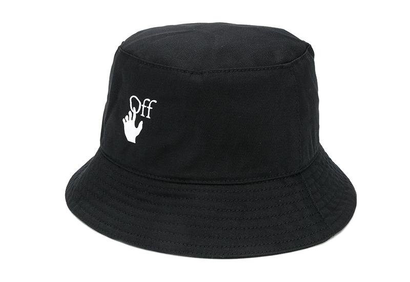 Off-White Bucket Hat
