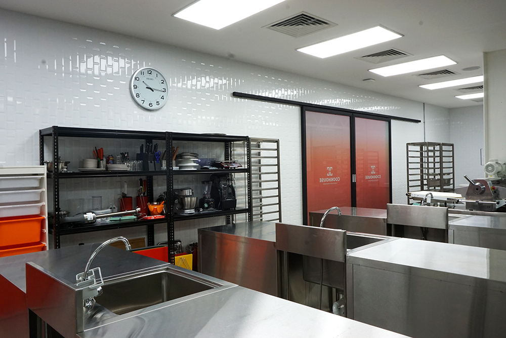 Shared kitchens at COOKHOUSE