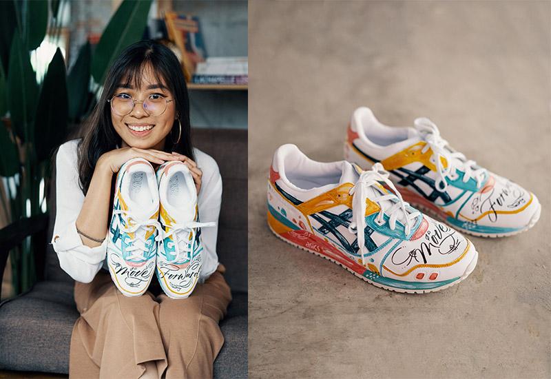Designer and stylist Eleanor Lim
