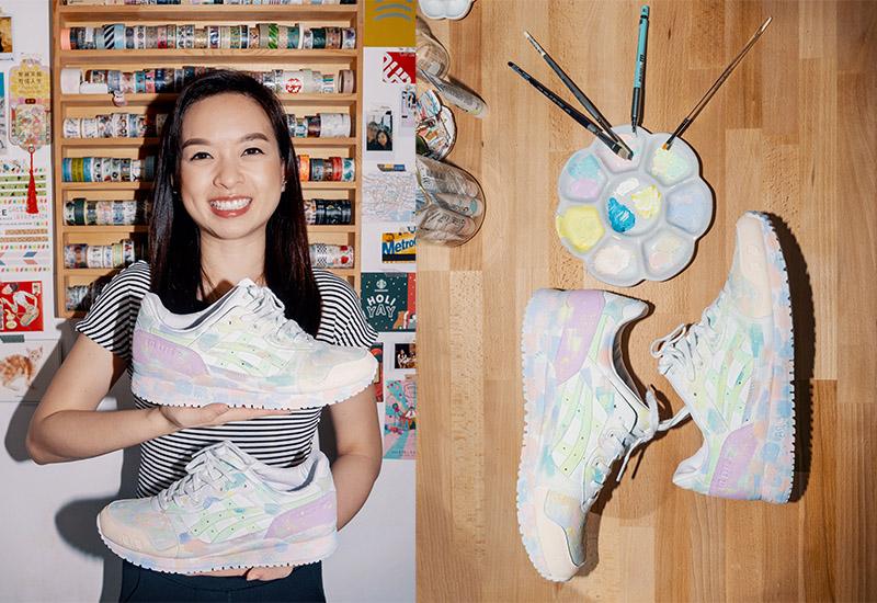 Photographer and stationary enthusiast Joy Chong