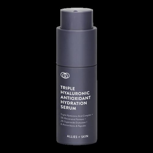 Allies of Skin Triple Hyaluronic Antioxidant Hydration Serum