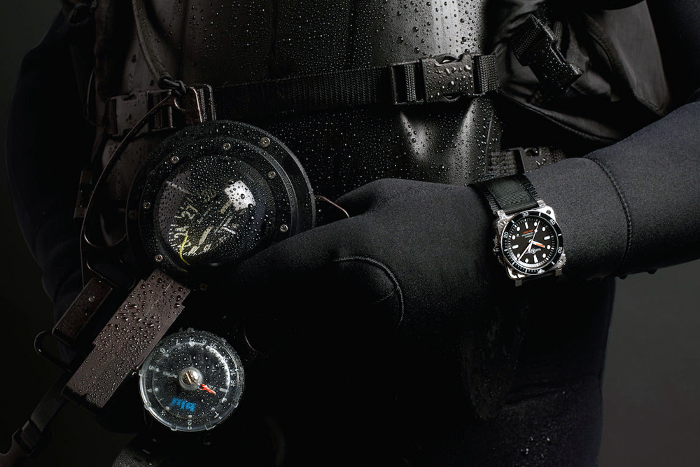 Are diver's watches still relevant for diving?