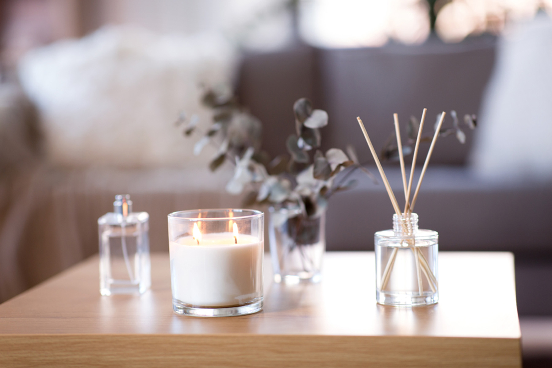Our Guide To Home Fragrances 5 Common Types And How Best To Use Them