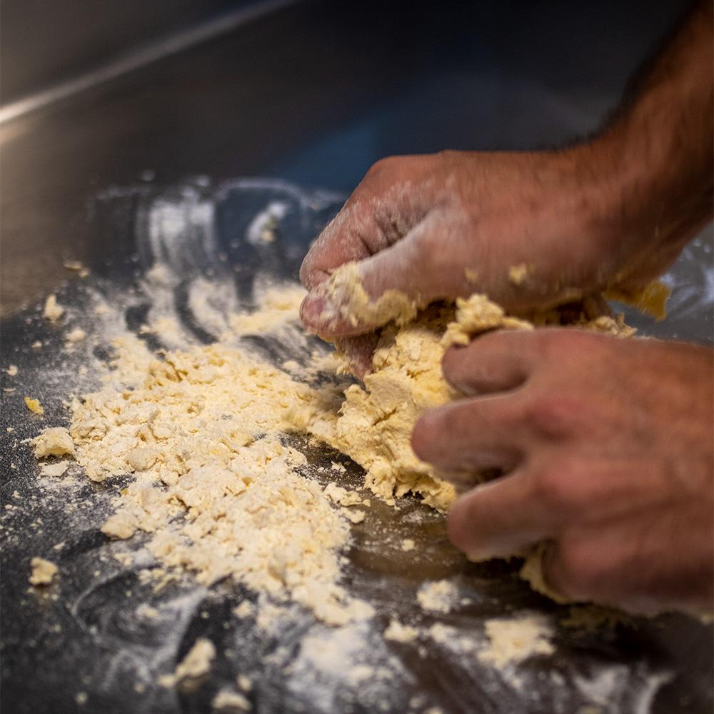 Pasta Dough Instructions