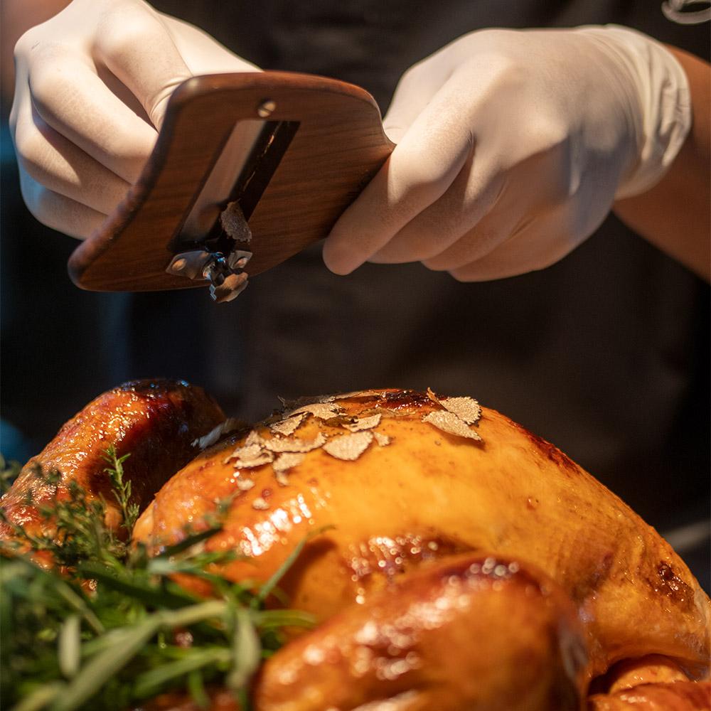 Roasting Turkey Instructions