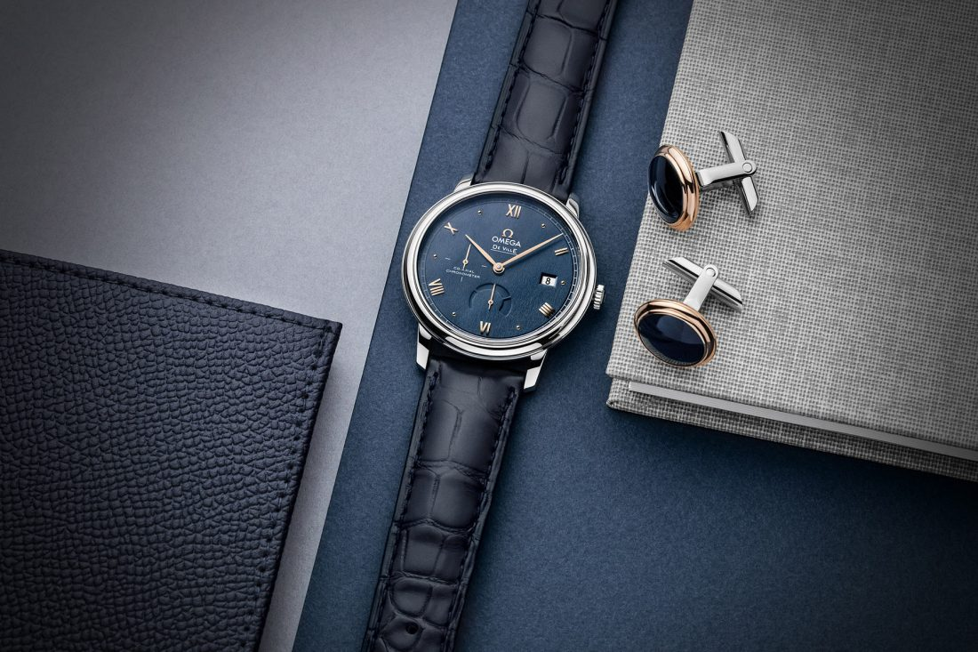 OMEGA De Ville Prestige featured