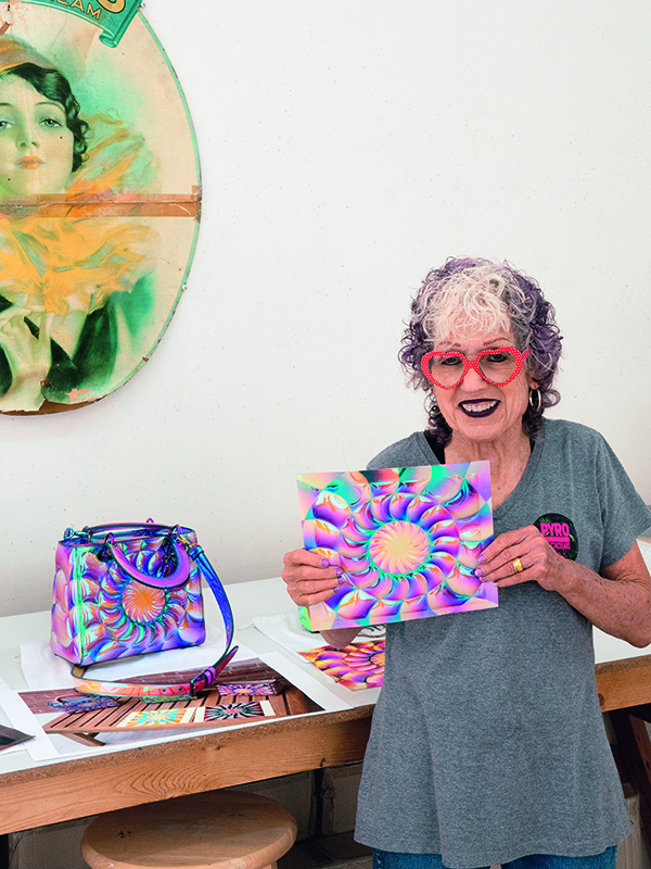 Judy Chicago, USA