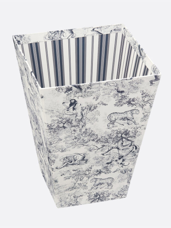 Dior Wastepaper Basket
