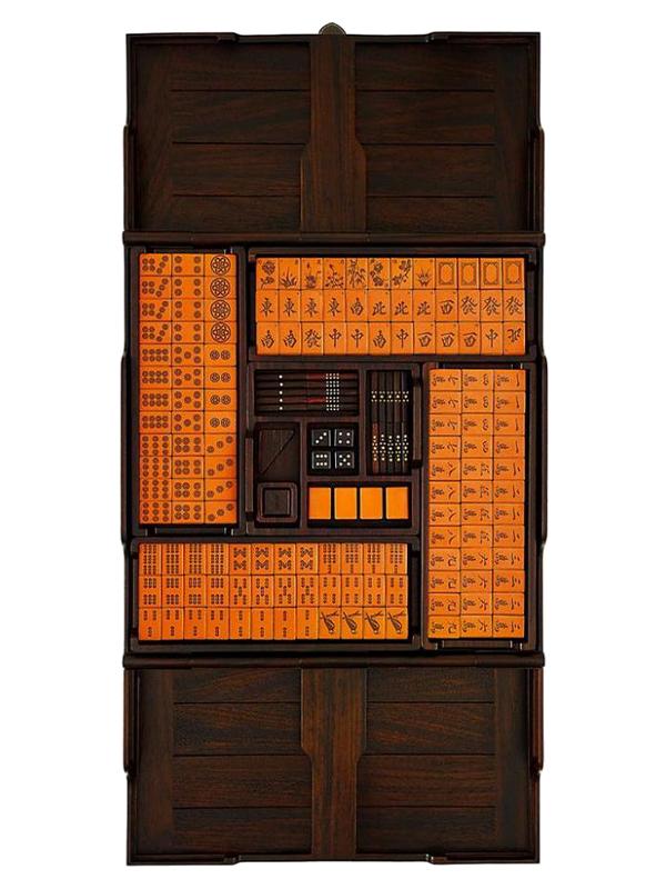 Hermes Helios Mahjong Set