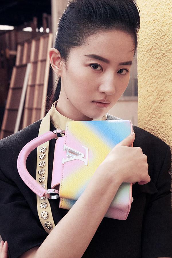 Liu Yifei – Louis Vuitton