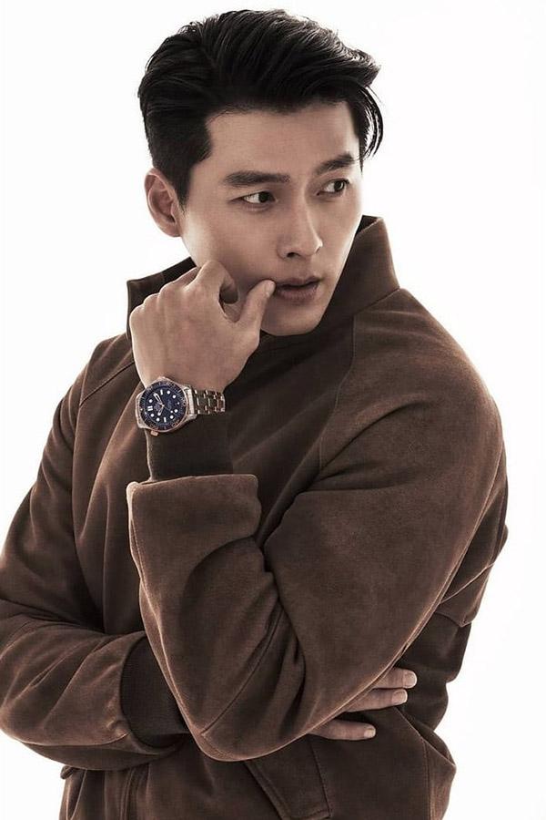 Hyun Bin – Omega